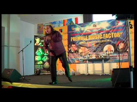 RECITAL DANIEL IORDACHIOAE   PREMIILE MUSIC FACTORY BUZAU 2013 EDITIA IV