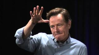 Nerd HQ 2015: Bryan Cranston - Mic Drop (Supermansion Panel Clip)