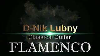 Фламенко на гитаре. Ноты 2. Испанская гитара для начинающих