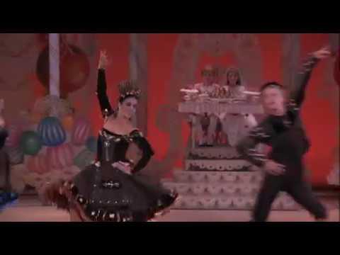Balanchine's Nutcracker - Spanish Dance (Chocolate) - Lourdes Lopez & Nilas Martins
