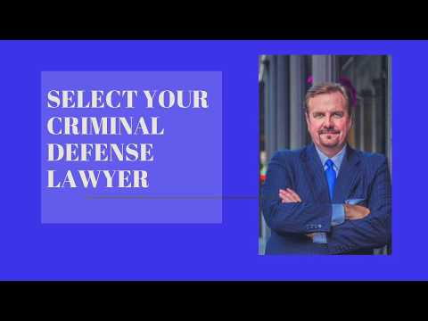 Select Criminal Defense Lawyer In Jefferson Parish