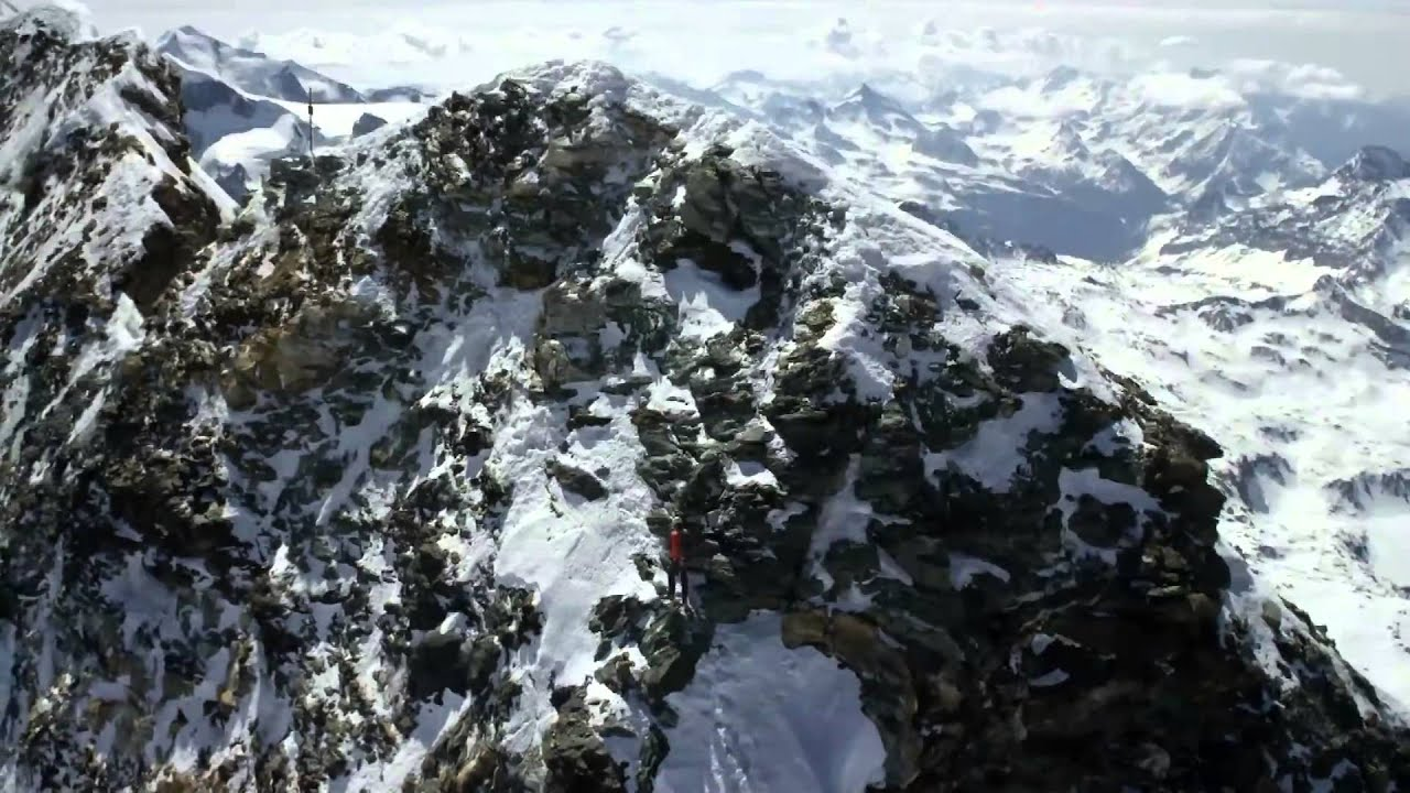 Ueli steck new speed record eiger 2015 youtube - Speed Record Matterhorn 2015 1080p Video Only