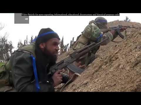Syria War Footage || Encounter