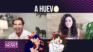 ¡NK presenta 'A Huevo' y habla de Maluma! | Latinx Now! | Entretenimiento