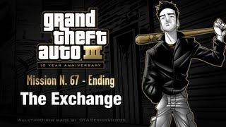 GTA 3 - iPad Walkthrough - Ending / Final Mission - The Exchange