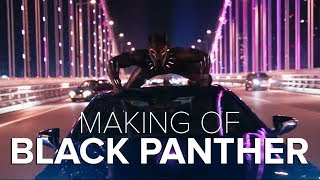 How Marvel made 'Black Panther' look so amazing
