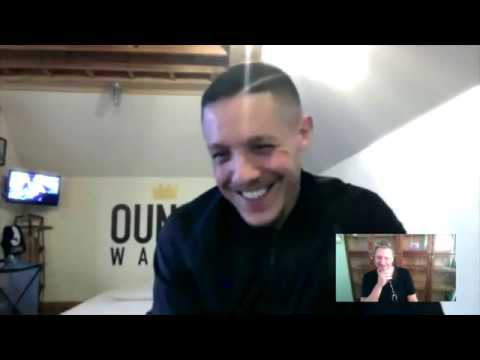 A Conversation With Theo Rossi