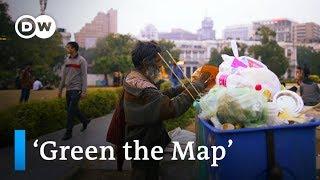 Global Ideas: Neues Leben für Müll in Indien   Global Ideas