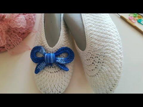 Yeni model babet patik modelim, Yağmur damlası patik yapımı #patikmodelleri knittig crochet