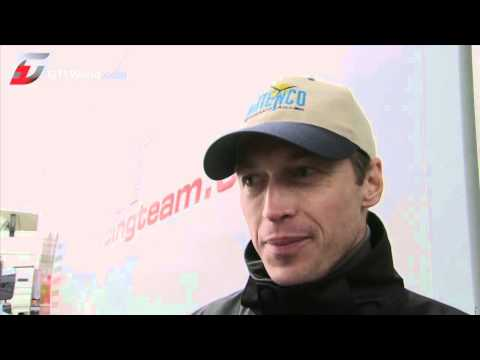 GT1-LIFE POST QUALIFYING INTERVIEW WITH FRANK STIPPLER GERMAN & ENGLISH