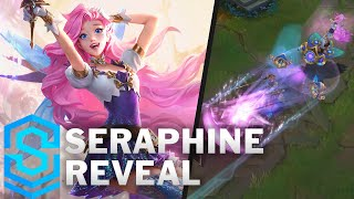 Seraphine Ability Reveal | New Champion