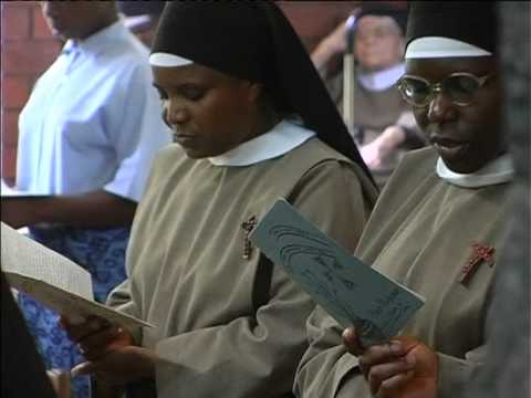 Come Holy Spirit: Poor Clares - Zambia