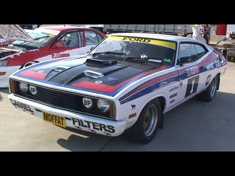 Ford Falcon Xc 1977 Bathurst Winner Youtube
