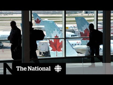 CBC News: The National: Incoming air passenger rights detailed ahead of new law