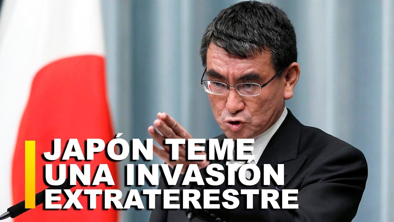JAPÓN TEME UNA INVASIÓN EXTRATERRESTRE