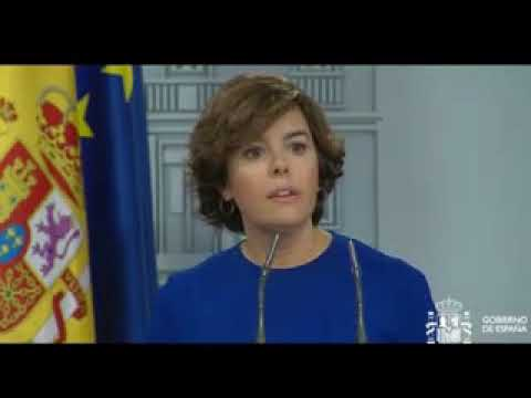 Soraya Sáenz de Santamaria: