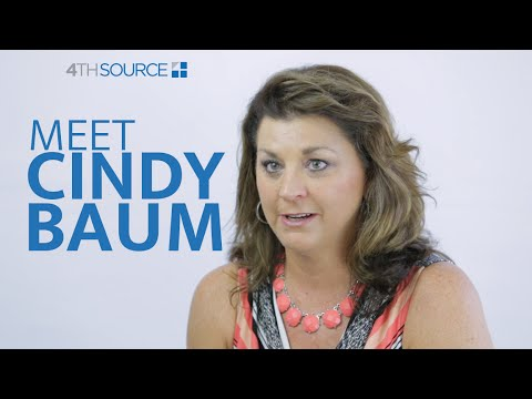 Meet Cindy Baum: 4th Source VP of Global Human Resources
