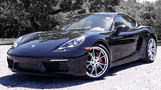 2018 Porsche 718 Cayman S: Review
