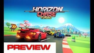 Horizon Chase Turbo Preview