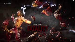 Trash Talker Gets Blown Up!(MK11 Ranked)
