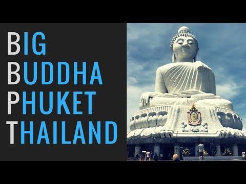 Visiting BIG BUDDHA - Phuket- Thailand