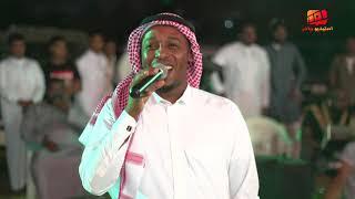 محمد الراشد يتمايل على الدان   طهار اولاد يحيى حكمي