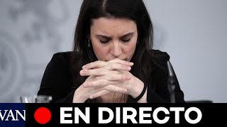 DIRECTO: Minuto de silencio en homenaje a las víctimas de las violencias machistas