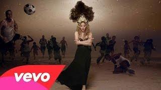 Shakira - La La La \Lyrics\ Dare (The 2014 FIFA World Cup™ Song)