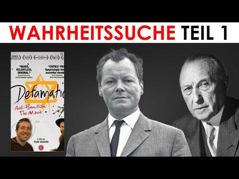 Ein Film rüttelt wach: Juden & Deutsche, denkt gemeinsam nach