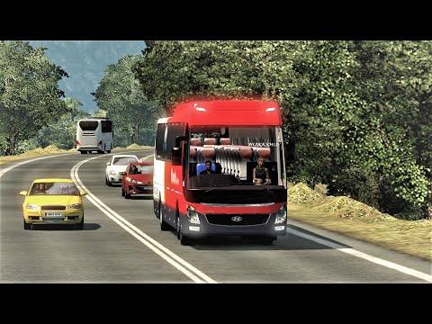 Bus Wala Game #2 | Offroad Bus Simulator | Driving Simulator Games PC | Bus Games 3d | Bus Game