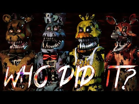 The Bite of '87 REVEALED!! | Five Nights at Freddy's 4 - Part 5