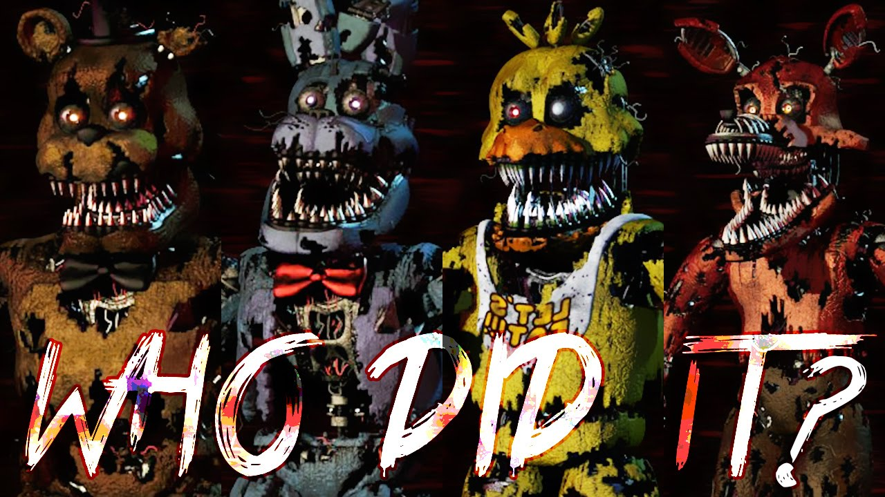 Five Nights At Freddys  You