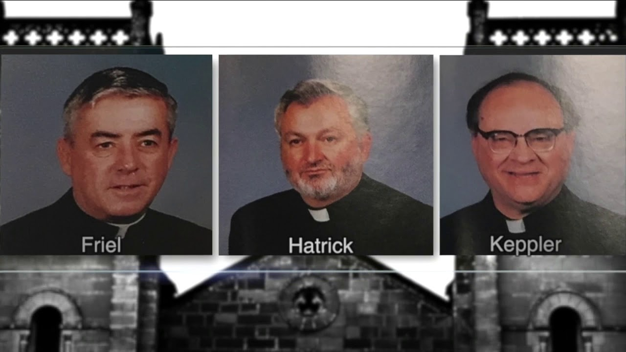 The 78 Catholic clergy in Buffalo accused of sexual