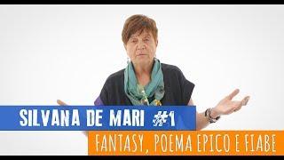 Fantasy, poema epico e fiabe - #1 Silvana De Mari - Lo scrigno di Oratorium