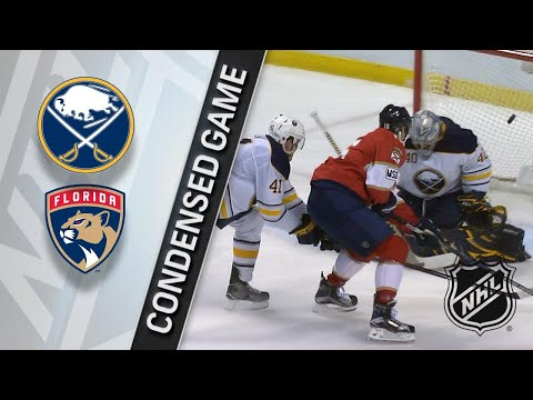 03/02/18 Condensed Game: Sabres @ Panthers