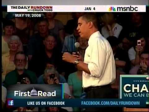 MSNBC Profiles Obama