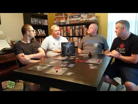 Review: Bloodborne The Card Game from CMON - The Players' Aid
