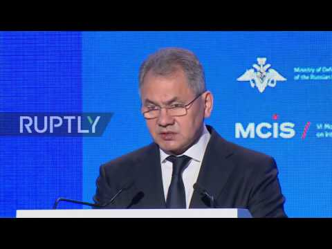 Russia: US airstrike on Shayrat airbase threatens the 'lives of our military' – Shoigu