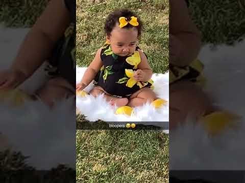 Eric Hunter - Baby's Lemon Themed Photo Shoot Fail
