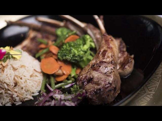 Maroosh Mediterranean Restaurant in Miami