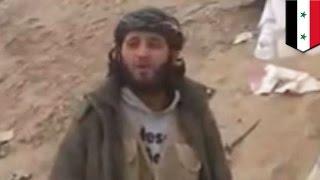 Karma : un militant djihadiste se prend un mortier en pleine gueule à la télé