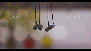 JBL C100SI vs Oneplus Bullets V2!