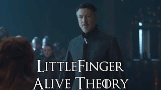 LittleFinger is Alive Theory Explained (  Game of Thrones Theory, Petyr Baelish Theory )