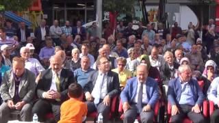 Araklı Belediyesi Recep Çebi Orhan Fevzi Gümrükçüoğlu Aşure günü etkinliği 2016