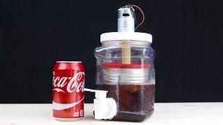 How To Make Slush Machine at Home - DIY