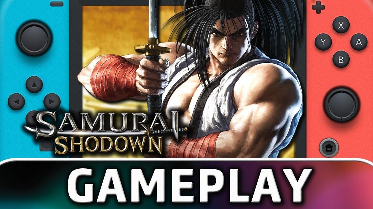 Samurai Shodown | First 10 Minutes on Nintendo Switch