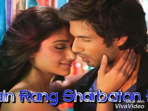 Main rang sarbato ka || new song || shahid kapoor || phata poster nikla hero || songs.com