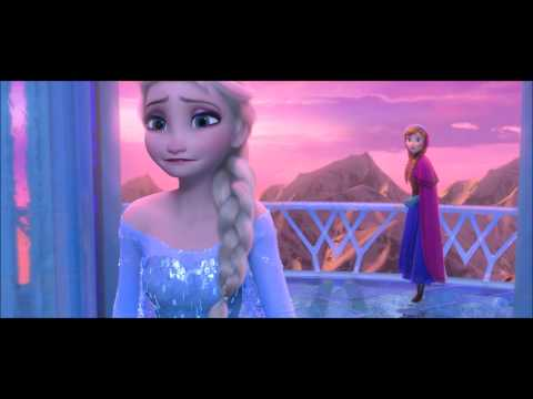 "FROZEN {Kristen Bell & Idina Menzel} - ""For the First Time in Forever (Reprise)"" HD"