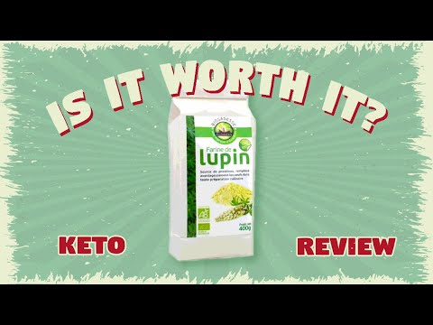is-it-worth-it?---lupin-flour-||-keto-review
