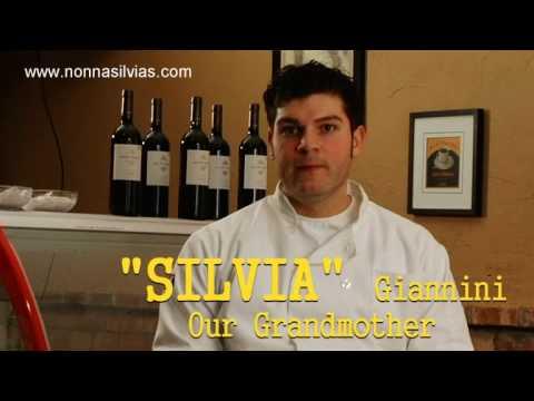 Chef John Giannini @ Nonna Silvias